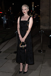 February 18, 2019 - London, New York, United Kingdom of Great Britain and Northern Ireland - Portia Freeman arriving at the Fabulous Fund Fair at The Roundhouse on February 18 2019 in London, England  (Credit Image: © Famous/Ace Pictures via ZUMA Press)