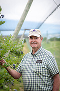 Mark Stephens, owner of Cowiche Creek Farm and Nursery
