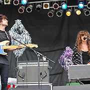 Beach House @ Pitchfork Festival