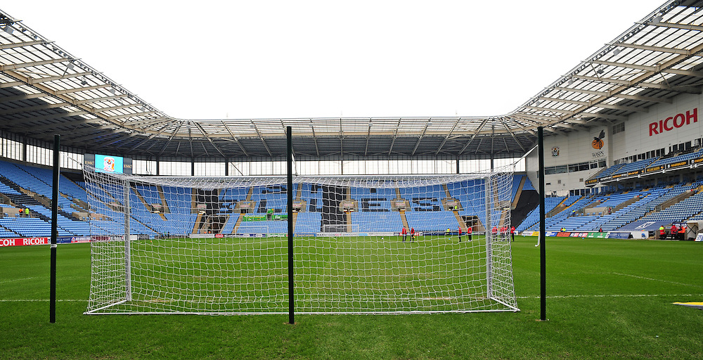 A general view of Ricoh Arena, home of Coventry City<br /> <br /> Photographer Andrew Vaughan/CameraSport<br /> <br /> The EFL Sky Bet League One - Coventry City v Fleetwood Town - Saturday 21st January 2017 - Ricoh Arena - Coventry<br /> <br /> World Copyright © 2017 CameraSport. All rights reserved. 43 Linden Ave. Countesthorpe. Leicester. England. LE8 5PG - Tel: +44 (0) 116 277 4147 - admin@camerasport.com - www.camerasport.com