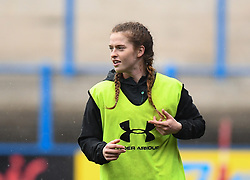 Wales Lisa Neumann<br /> Wales Women v South Africa Women<br /> Autumn International<br /> <br /> Photographer Mike Jones / Replay Images<br /> Cardiff Arms Park<br /> 10th November 2018<br /> <br /> World Copyright © 2018 Replay Images. All rights reserved. info@replayimages.co.uk - http://replayimages.co.uk