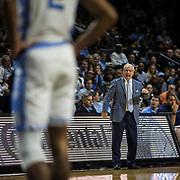 Nov 23  2018 Las Vegas, NV  U.S.A.  North Carolina head coach Roy Williams during the NCAA Men's Basketball Continental Tire Las Vegas Invitational between UCLA Bruins and the North Carolina Tar Heels 94-78 win at The Orleans Arena Las Vegas, NV. Thurman James / CSM