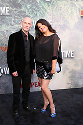 May 19, 2017 - Los Angeles, CA, USA - LOS ANGELES - MAY 19:  James Marshall, Rebekah Del Rio at the ''Twin Peaks'' Premiere Screening at The Theater at Ace Hotel on May 19, 2017 in Los Angeles, CA (Credit Image: © Kay Blake via ZUMA Wire)
