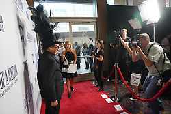 Andre Soriano at Death Of A Nation Los Angeles Premiere held at Regal L.A. Live: A Barco Innovation Center on July 31, 2018 in Los Angeles, California, United States (Photo by Jc Olivera for Jade Umbrella)