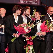 NLD/Utrecht/20121005- Gala van de Nederlandse Film 2012, winnaars Gouden Kalf