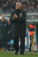 "Claudio Ranieri (Juventus)<br /> Torino 20/1/2008 Stadio ""Olimpico"" <br /> Campionato Italiano Serie A<br /> Juventus Sampdoria (0-0)<br /> Foto PaperMg Insidefoto"