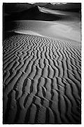 Mesquite Flat Sand Dunes Death Valley National Park