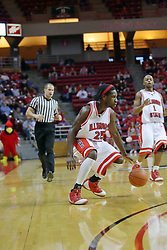 06 December 2008: Champ Oguchi during a game where the  Illinois State University Redbirds extended their record to 9-0 with a 76-70 win over the Eagles of Morehead State on Doug Collins Court inside Redbird Arena on the campus of Illinois State University in Normal Illinois