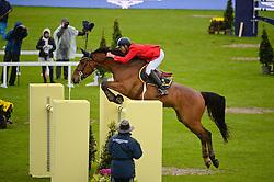 Moneta Luca Maria (ITA) - Neprune Brecourt<br /> Furusiyya FEI Nations Cup<br /> CSIO Sankt Gallen 2013<br /> © Hippo Foto - Katja Stuppia