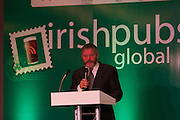 A stimulating Business Diary Date: 29th September to 1st October, Burlington Hotel Dublin – Irish Pubs Global Gathering Event.<br /><br />Pictured at the event- <br /> Enda O'Coineen, President of Irish Pubs Global<br /><br />•                     21 Countries represented<br />•                     Over 600 Irish Pub Enterprises from around the world<br />•                     The growth of Craft Beers<br />•                     Industry Experts<br />•                     Bord Bia – an export opportunity<br />•                     Transforming a Wet Pub into a Gastro Pub<br /><br />We love our Irish pubs but we of course have seen an indigineous decline resulting in closures nationwide in recent years.<br />Not such a picture worldwide where the Irish pub is a growing business success story.<br />Hence a global event and webcast in Dublin next week, called Irish Pubs Global Gathering Event  in the Burlington Hotel, Dublin, on September 29 to October 1st, backed by LVA and VFI.<br />Spurred on by The Irish Diaspora Global Forum in Dublin Castle 2 years ago, Irish entrepreneur Enda O Coineen has spearheaded www.irishpubsglobal.com into a global network with 20 chapters around the world and a database of over 4,000 REAL Irish pubs.<br />It promises to be a stimulating conference, with speakers bringing a worldwide perspective to the event. The Irish Pubs Global Gathering Event is a unique networking, learning and social gathering. A dynamic three-day programme bringing together Irish Pub owners & managers from all over the world and will focus on 'The Next Generation' of Irish pubs.<br /> <br />Key Note Speakers available for Interview<br />1.       Paul Mangiamele, CEO Bennigans<br />2.      Dr. Pearse Lyons, CEO ALLTECH<br />3.      Enda O Coineen, President of Irish Pubs Global<br />4.      Kingsley Aikins, CEO of Diaspora Matters<br /><br />Paul Mangiamele, CEO Bennigans<br />Paul M. Mangiamele is a veteran restaurant and retailing executive who joined Bennigan's F