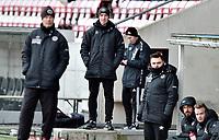 Fotball, 22. februar  2020 , Privatkamp ,    Fredrikstad - Mjøndalen<br /> <br /> Kevin Nicol  , MIF
