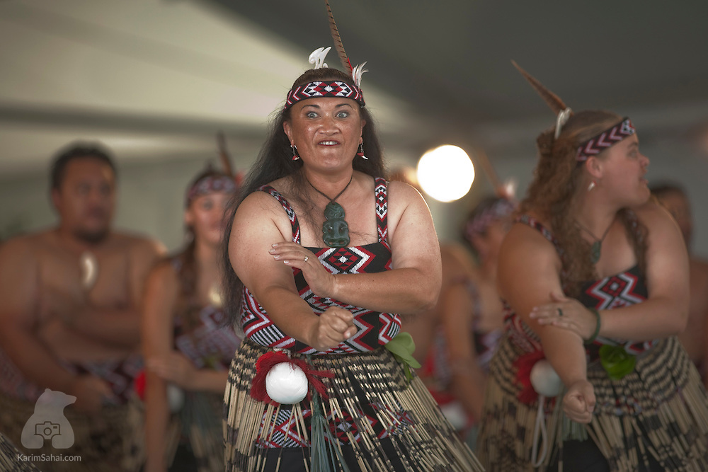 Te Matatini Kapa Haka Festival 2007, Palmerston North, New Zealand