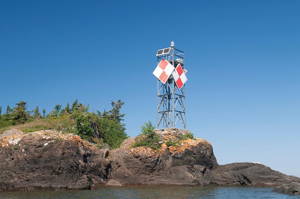 Blake Point at Isle Royale National Park.