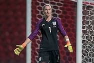 Karen Bardsley (England) during the International Friendly match between England Women and France Women at the Keepmoat Stadium, Doncaster, England on 21 October 2016. Photo by Mark P Doherty.