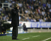Photo: Lee Earle.<br /> Reading v Chelsea. The Barclays Premiership. 14/10/2006. Chelsea manager Jose Mourinho