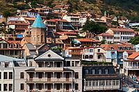 Georgie, Caucase, Tbilissi, vieille ville // Georgia, Caucasus, Tbilisi, old city
