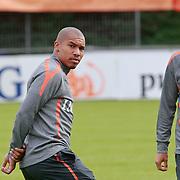 NLD/Katwijk/20110808 - Training Nederlands Elftal voor duel Engeland - Nederland, Hedwiges Maduro