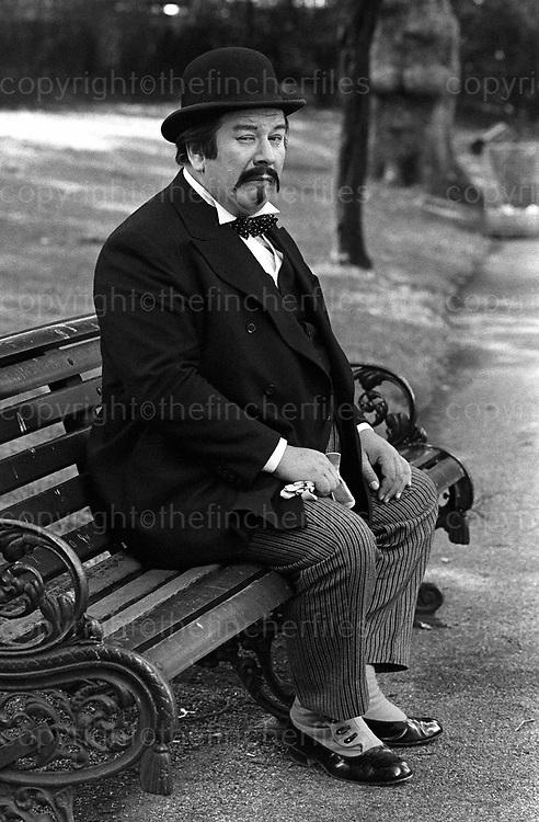Actor Peter Ustinov