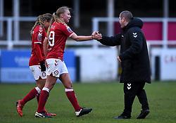- Mandatory by-line: Ryan Hiscott/JMP - 30/01/2021 - FOOTBALL - Twerton Park - Bath, England - Bristol City Women v Brighton and Hove Albion Women - FA Womens Super League 1