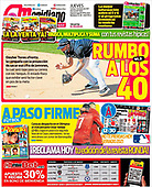 March 04, 2021 (LATIN AMERICA): Front-page: Today's Newspapers In Latin America