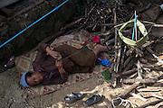 A spinner in Doi Ang Khang moutain, Thailand. PHOTO TIAGO MIRANDA