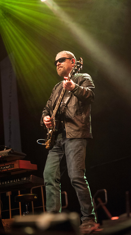 Blue Oyster Cult performing in The Hangar July 16, 2017.