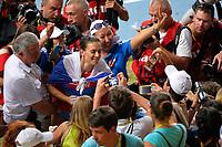 Athletics - IAAF World Championships 2013 - Stadium Loujniki , Moscow , RUSSIA - 10 to 18/08/2013 - Photo JULIEN CROSNIER / KMSP / DPPI - Day 4 - 13/08/13 - Pole Vault Women - Elena Isinbaeva (RUS) / Gold Medal