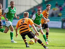 Hibernian's Martin Boyle. Hibernian 2 v 0 Alloa Athletic, Betfred Cup game played Saturday 20th July at Easter Road, Edinburgh.