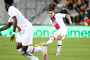 Marco Verratti of PSG during the French championship Ligue 1 football match between RC Lens (Racing Club de Lens) and Paris Saint-Germain (PSG) on September 10, 2020 at Stade Felix Bollaert in Lens, France - Photo Juan Soliz / ProSportsImages / DPPI