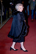In Theater Orpheus is een voorstelling van Introdans ter gelegenheid van de 75e verjaardag van Prinses Margriet. <br /> <br /> In Theater Orpheus there is a performance by Introdans on the occasion of the 75th birthday of Princess Margriet.<br /> <br /> Op de foto / On the photo:  Prinses Beatrix