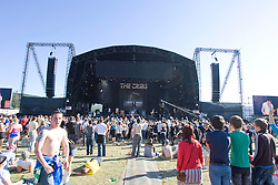The Main stage. Rockness, Sunday 8th June 2008..Pic © Michael Schofield. All Rights Reserved.