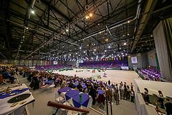 Overview arena<br /> CHI Genève 2018<br /> © Hippo Foto - Dirk Caremans<br /> 09/12/2018