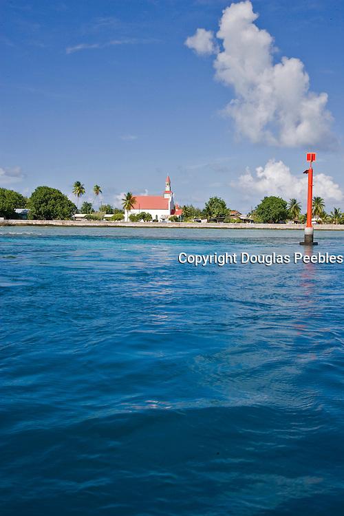 Takaroa, Tuamotu Islands, French Polynesia<br />
