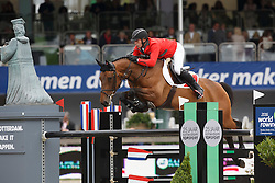Estermann Paul, (SUI), Castlefield Eclipse<br /> Furusiyya FEI Nations Cup™ presented by Longines<br /> CHIO Rotterdam 2015<br /> © Hippo Foto - Dirk Caremans<br /> 19/06/15