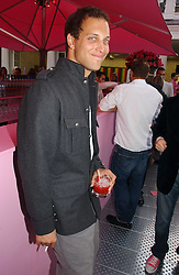 LORD FREDERICK WINDSOR at the Serpentine Gallery Summer party sponsored by Yves Saint Laurent held at the Serpentine Gallery, Kensington Gardens, London W2 on 11th July 2006.<br /><br />NON EXCLUSIVE - WORLD RIGHTS