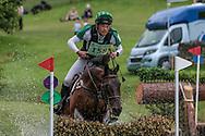 POACHERS HOPE ridden by Ryuzo Kitajima (Japan) at Bramham International Horse Trials 2016 at  at Bramham Park, Bramham, United Kingdom on 11 June 2016. Photo by Mark P Doherty.