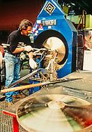 Zildjian Cymbals Manufacturing