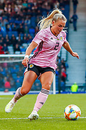 Kirsty SMITH (Manchester United WFC (ENG)) of Scotland during the International Friendly match between Scotland Women and Jamaica Women at Hampden Park, Glasgow, United Kingdom on 28 May 2019.