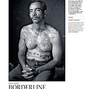 Mexico drug war work in 2013 edition of The Globe and Mail.