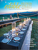 Summer 2015, Edible Hudson Valley, Cover & To the Letter