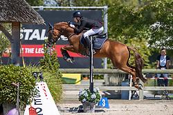 Van Dijck Joppe, BEL, Primeur van de Delthoeve<br /> Belgisch Kampioenschap Jeugd Azelhof - Lier 2020<br /> <br /> © Hippo Foto - Dirk Caremans<br /> 30/07/2020