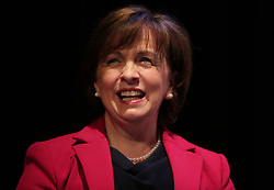 """File photo dated 06/05/14 of DUP MEP Diane Dodds who has rejected """"missing an opportunity"""" by not meeting the European Union's Brexit negotiator during a visit to the Irish border."""