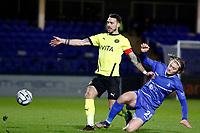 Liam Hogan. Hartlepool United FC 4-0 Stockport County FC. Vanarama National League. 22.12.20