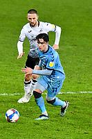 Football - 2020 / 2021 Sky Bet Championship - Swansea City vs Coventry City - Liberty Stadium<br /> <br /> Callum O'Har of Coventry Citye of Coventry City on the attack<br /> <br /> COLORSPORT/WINSTON BYNORTH
