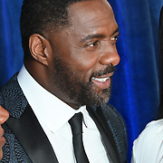 """Idris Elba attended """"The Harder They Fall"""" Opening Night Gala - 65th BFI London Film Festival, Southbank Centre, London, UK. 6 October 2021."""