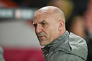 Arsenal assistant manager, Steve Bould during the Premier League match between Bournemouth and Arsenal at the Vitality Stadium, Bournemouth, England on 3 January 2017. Photo by Adam Rivers.
