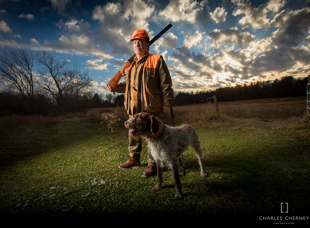 Nunemakers bird dogs photographed on Monday Nov 16, 2020<br /> ©Charles Cherney Photography