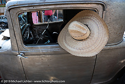Car show at the Iron Horse Saloon during the Sturgis Motorcycle Rally. SD, USA. Saturday, August 14, 2021. Photography ©2021 Michael Lichter.