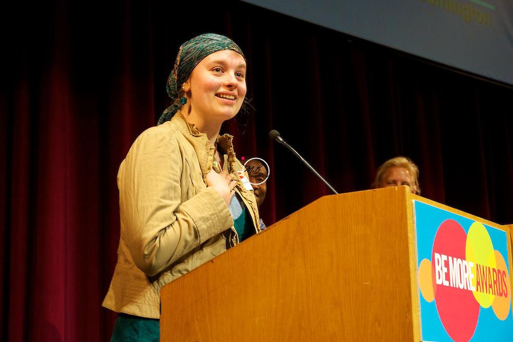 Hannah Fidler, Be More 2012