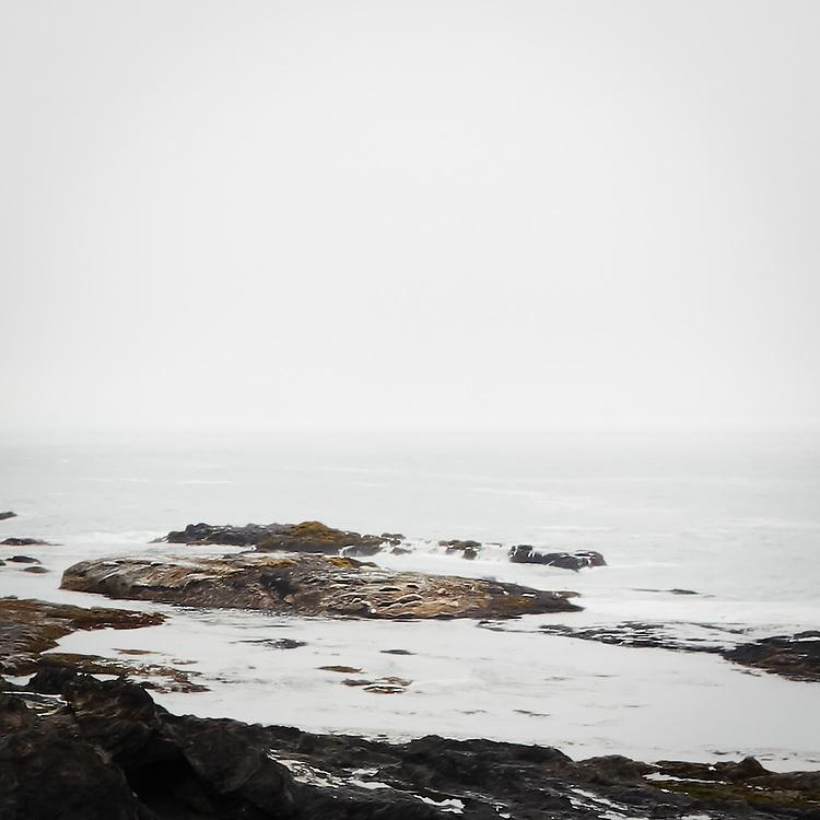 Pacific Coast, Seascape No.16